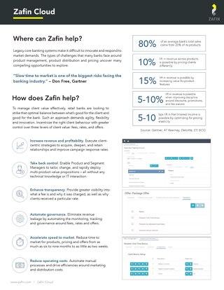 Zafin Cloud