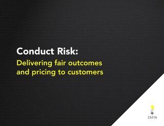 Conduct Risk