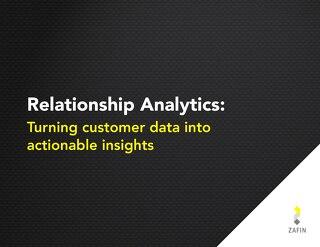 Relationship Analytics