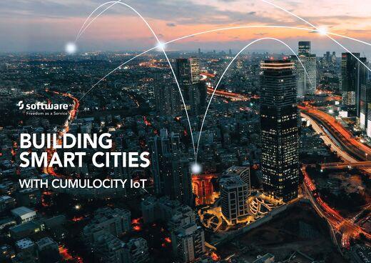 Building Smart Cities with Cumulocity IoT