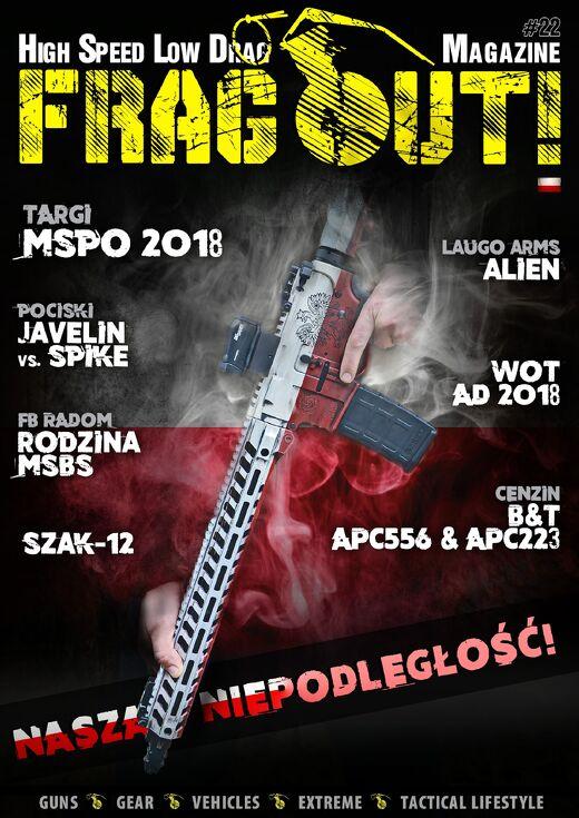 Frag Out! Magazine #22 PL
