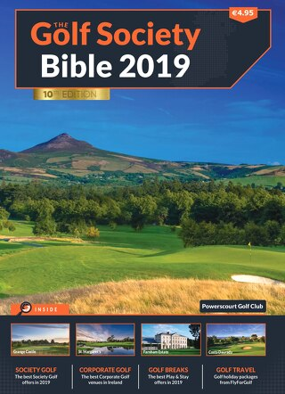 The Golf Society Bible 2019