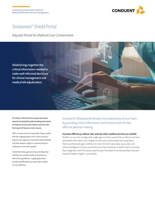 Strataware Shield Brochure