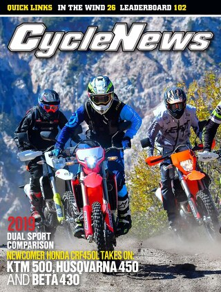 Cycle News Issue 47 November 27
