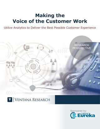 Making the Voice of the Customer Work