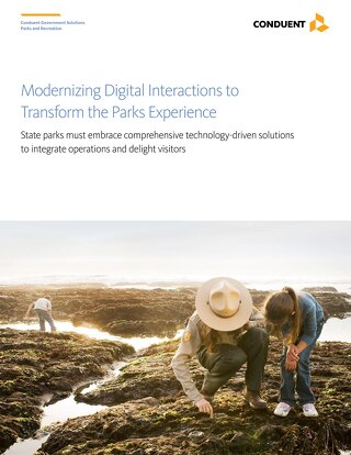 Modernizing Digital Interactions to Transform the Parks Experience