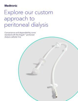 ARGYLE™* Peritoneal Dialysis Catalog