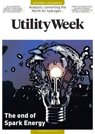 Utility Week 30th November 2018