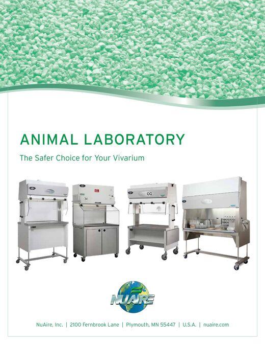 [Brochure] Animal Laboratory Products