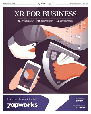 XR for Business 2018