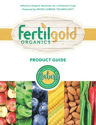 Fertilgold Organics 2018 Catalog