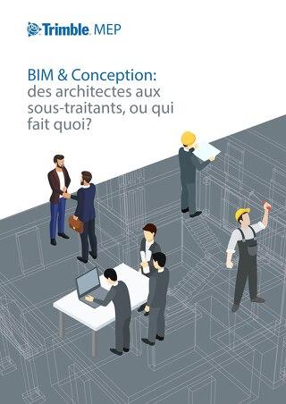 BIM & Conception : les rôles de chacun