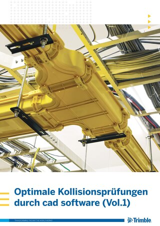 Optimale Kollisionsprüfungen durch CAD-Software (Vol.1)