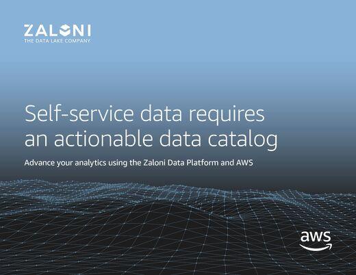 Advance your analytics using the Zaloni Data Platform (ZDP) and AWS
