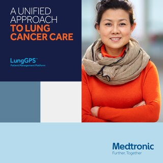 Brochure: LungGPS™ Patient Management Platform