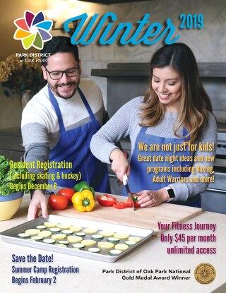 Park District of Oak Park Winter Program Guide 2018-19