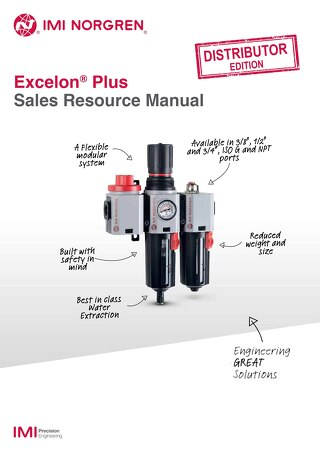 Distributor Resource Manual Excelon Plus - z8492ms