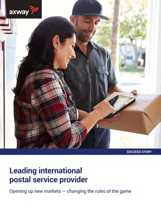 Leading international postal service provider