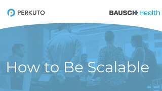 How to Be Scalable