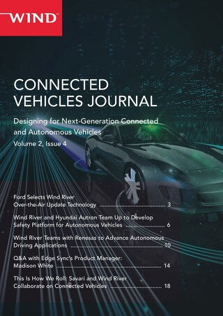 Connected Vehicles Journal - Volume 2, Issue 4