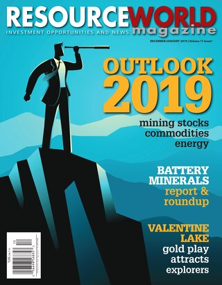 Resource World - December-January 2019 - Vol 17 Issue 1