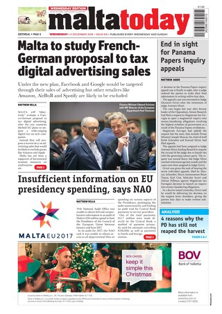 MALTATODAY 5 December 2018 Midweek
