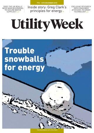 Utility Week 7th December 2018