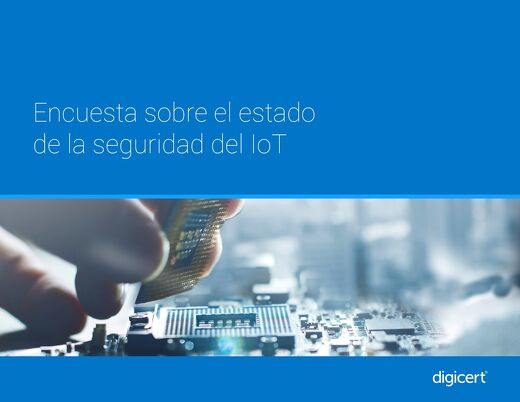 State Of IoT Security Report ES