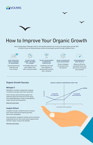 How to Improve your Organic Growth