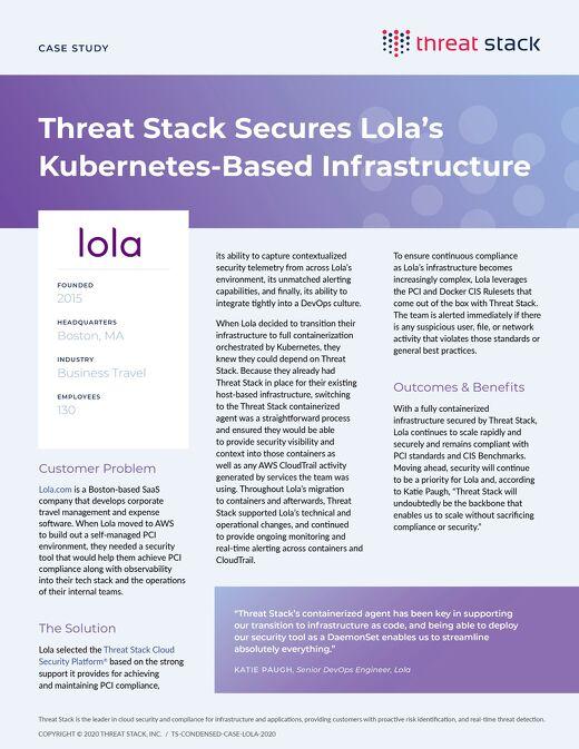 Lola.com Case Study