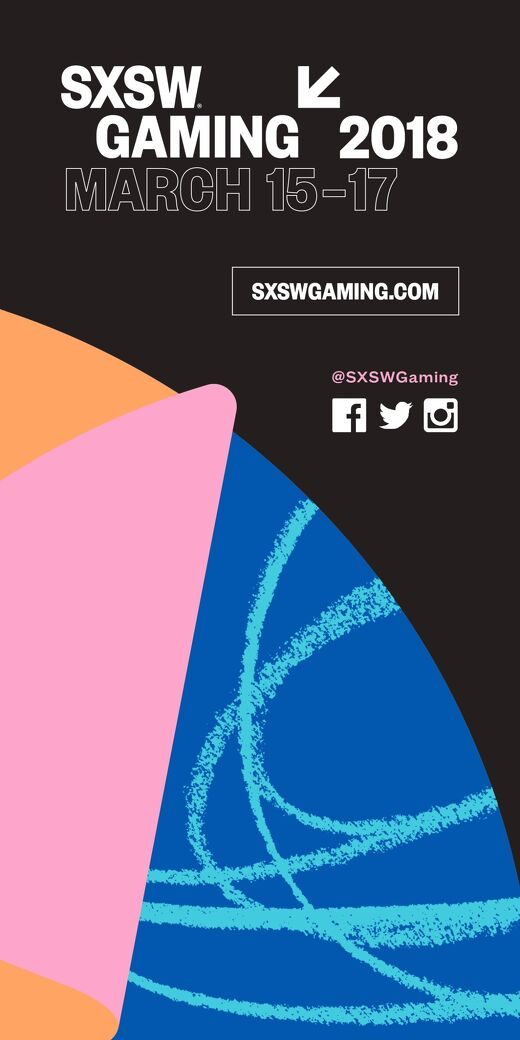 SXSW 2018 Gaming Pocket Guide