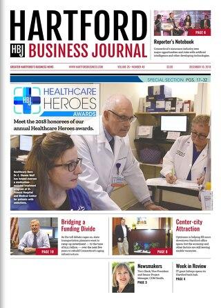 Health Care Heroes —December 10, 2018