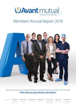 Avant Members' Annual Report 2018