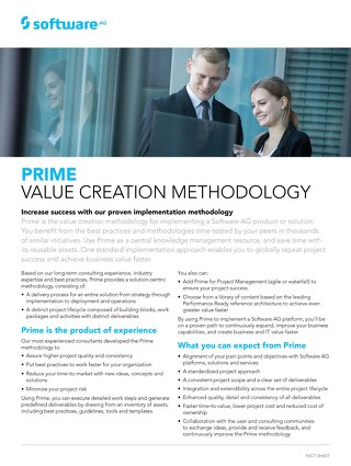 Facts about Prime methodology