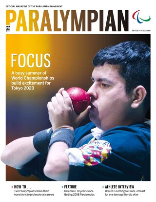 The Paralympian - Dec 2018