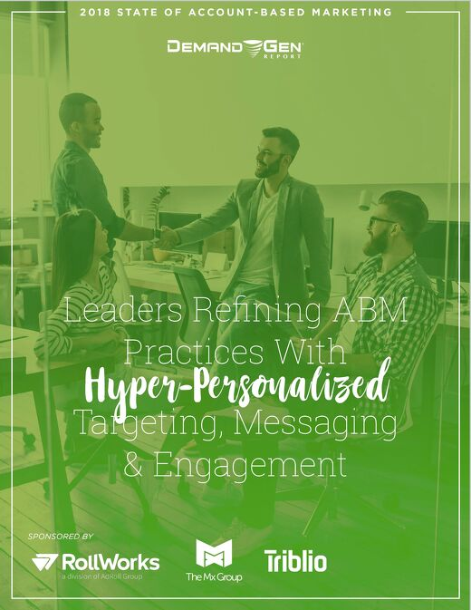 The 2018 State of ABM Report