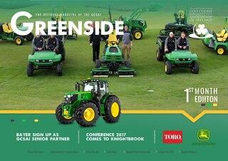 Greenside Digital Magazine - Issue 1 (Sample)