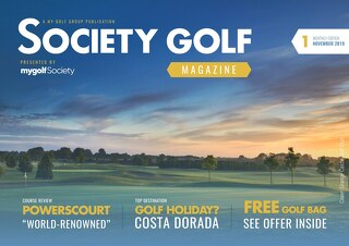 Society Golf Digital Magazine (2019) - Issue 1