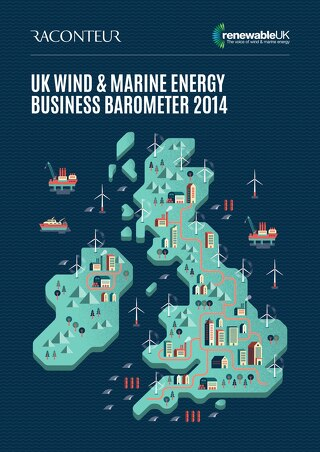 Renewable UK - Wind Marine Energy Business Barometer 2014
