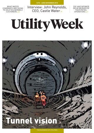 Utility Week 16th November 2018