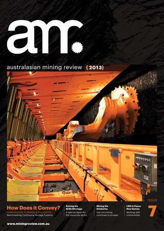 Australasian Mining Review Issue 7 2013