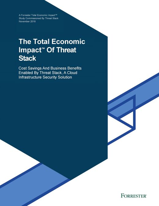 Forrester TEI Study of Threat Stack
