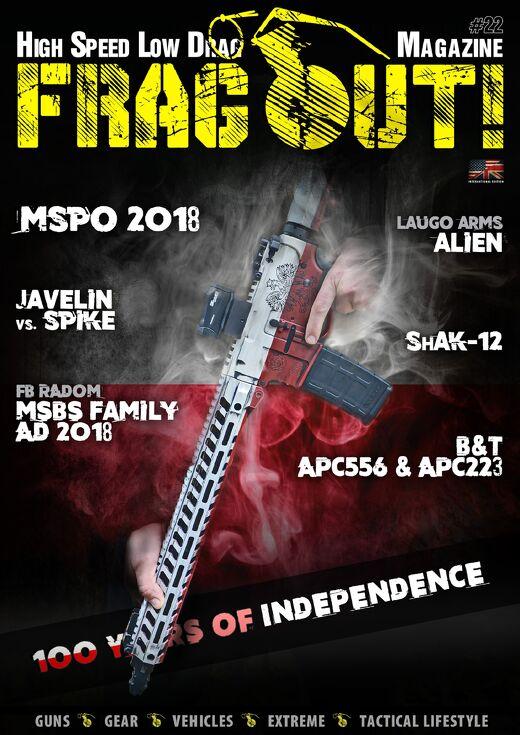 Frag Out! Magazine #22