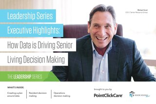 How Data is Driving Senior Living Decision Making