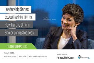 How Data is Driving Senior Living Success