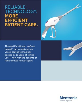 Reliable Technology. More Efficient Patient Care.