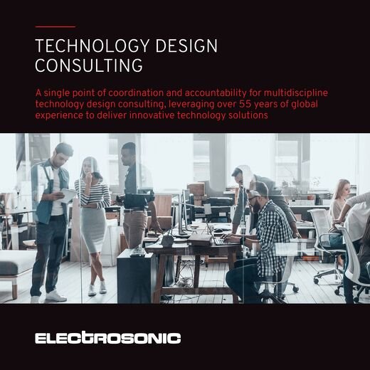Technology Design Consulting Brochure