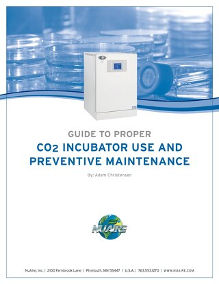 [White Paper] CO2 Incubator: Proper Use and Preventative Maintenance