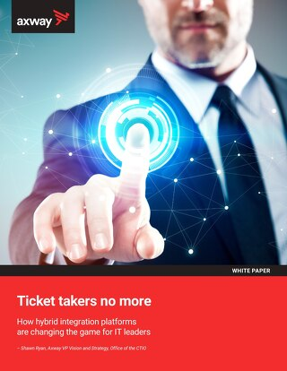 Ticket takers no more