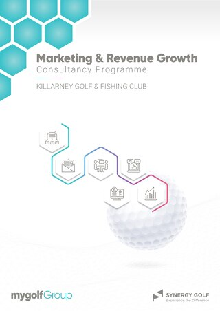 My Golf Group Marketing & Revenue Growth Proposal